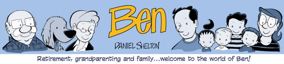 Hudson's Daniel Shelton and the Funny Papers